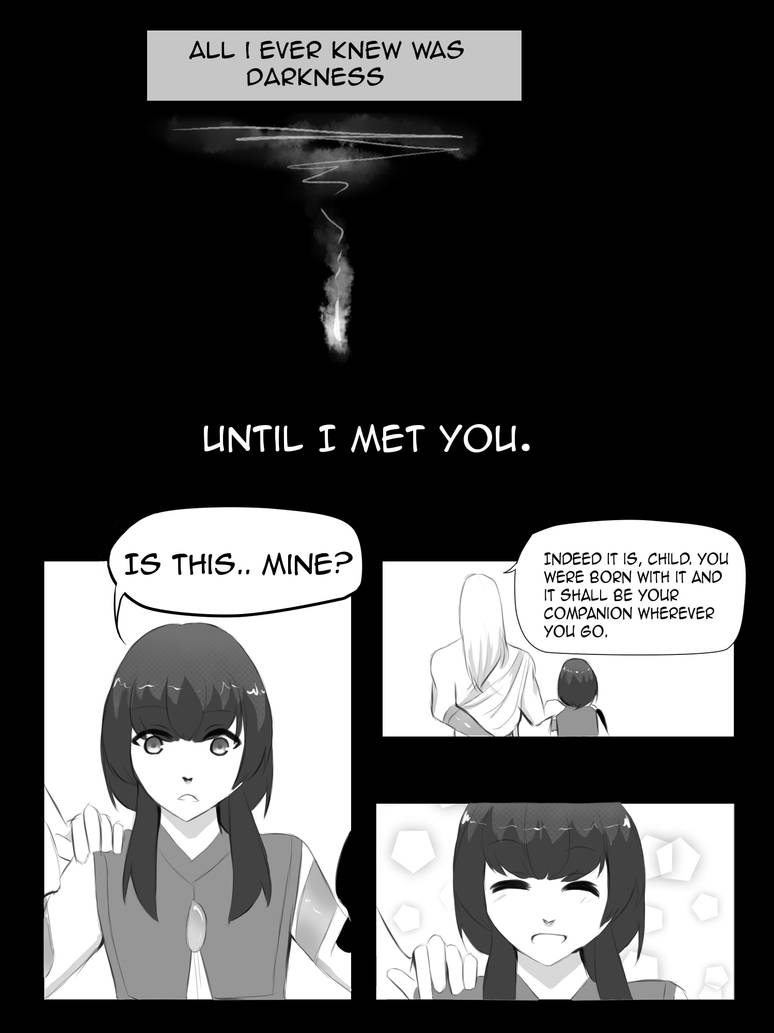 Hel-chan's Daily Life Chapter 1 Page 1 by Mikan-bases