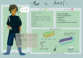 Meet the Artist MEME