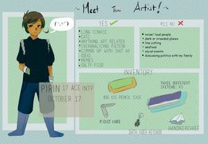 Meet the Artist MEME