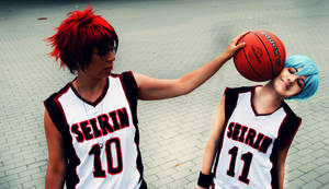 Kiss with a fist - [KnB] by Hancee