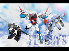 FLYBOYS_Transformers by SORA-weibird