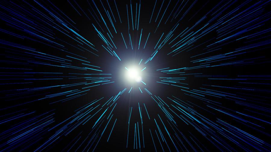 Lightspeed Time Travel