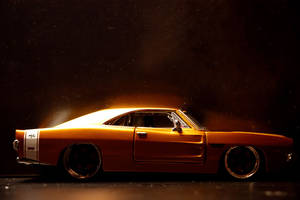 Dodge Charger by gorakpik