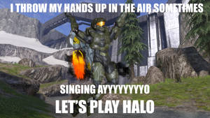 lets play halo