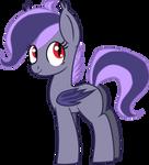 Violet Bat OC Vector