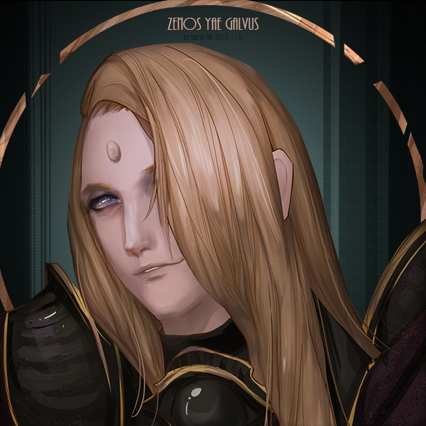 Zenos Yae Galvus By Fanshumin On Deviantart She went to zenos yae galvus' side of her own will, in hopes that would deter others from constantly bullying her. zenos yae galvus by fanshumin on deviantart
