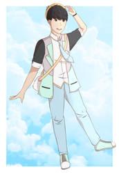 Off onto an Adventure~ by Miraiikino