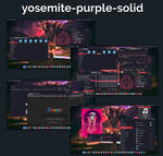 yosemite-purple-solid WIP by marinos339