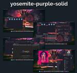 yosemite-purple-solid WIP by marinos339