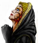 Benegesserit Priest 2 by Rasnikki