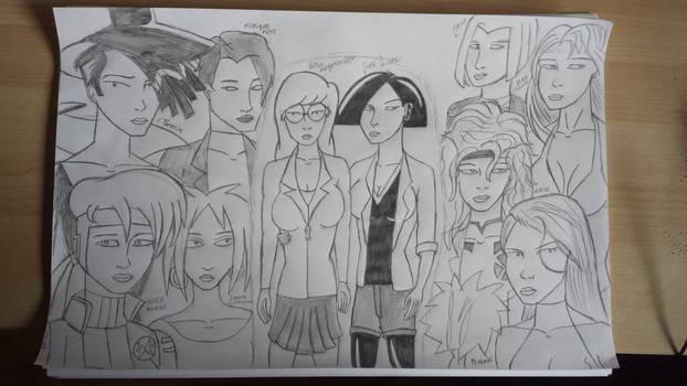 Daria and Friends