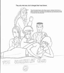 The Breakfast Club by JimmyTwoTimes2K9