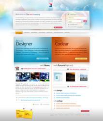 www.thewebmeeting.com by miko434