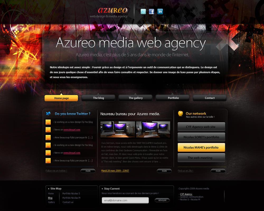 www.Azureomedia.com by miko434