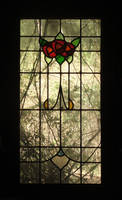 Stained Glass Window by DayDreamerStock