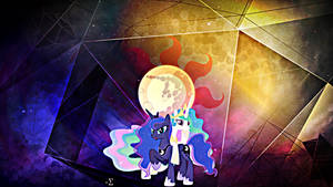 Sisters of Royalty (sigma vector edit) by GPro587