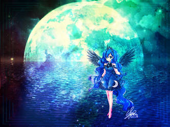 Luna Humanized edit by GPro587