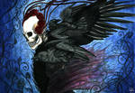 Santa Muerte by blackdahlia