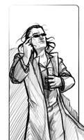 Another Beckett sketch