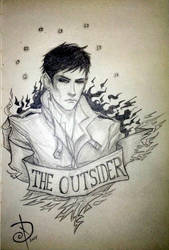 The Outsider by blackdahlia