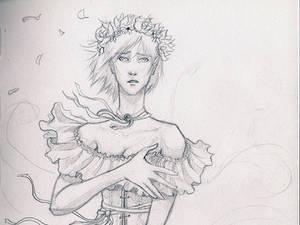 RP chara sketch