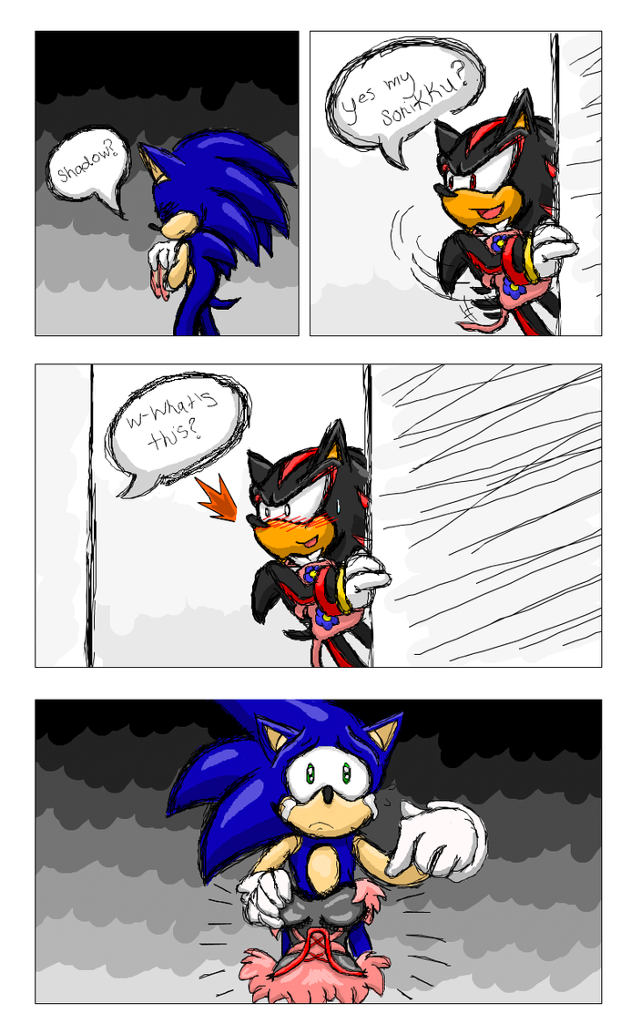 Sonadow: ALR pg 24 by SEGAgal