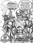 He-Man and Orko
