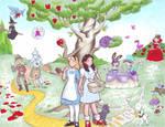 Wonderland/Oz exchange program