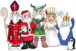 Christmasicons