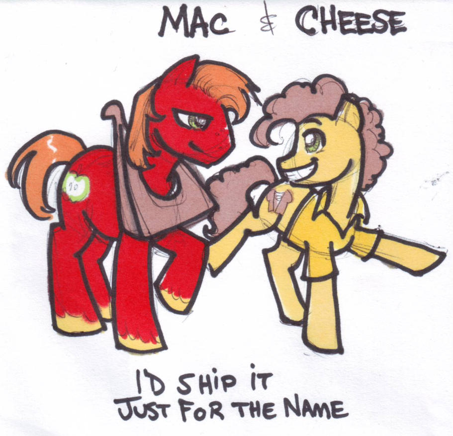 Macncheese by zaionczyk