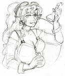 Ophelia the alchemist