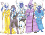 Drow party