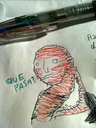 Que Pasa? by BruitDouceFarce