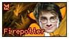 Firepotter Stamp by RubberSoul4