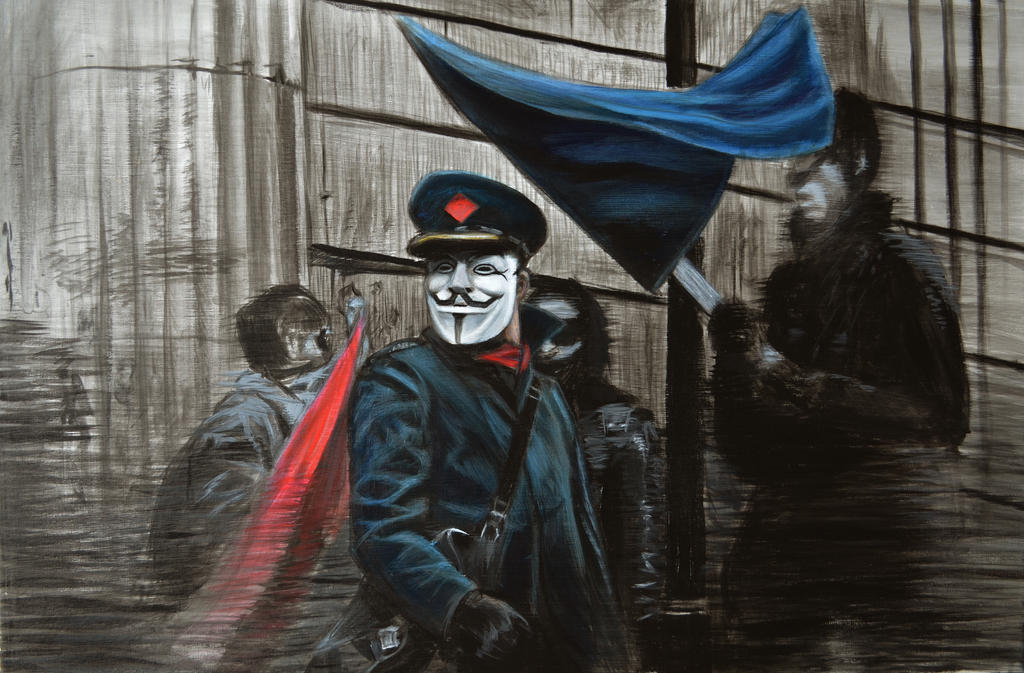 Masquarade 2012 by Tibb-the-Artist