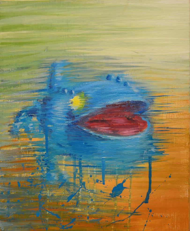 feeling fishy by Tibb-the-Artist
