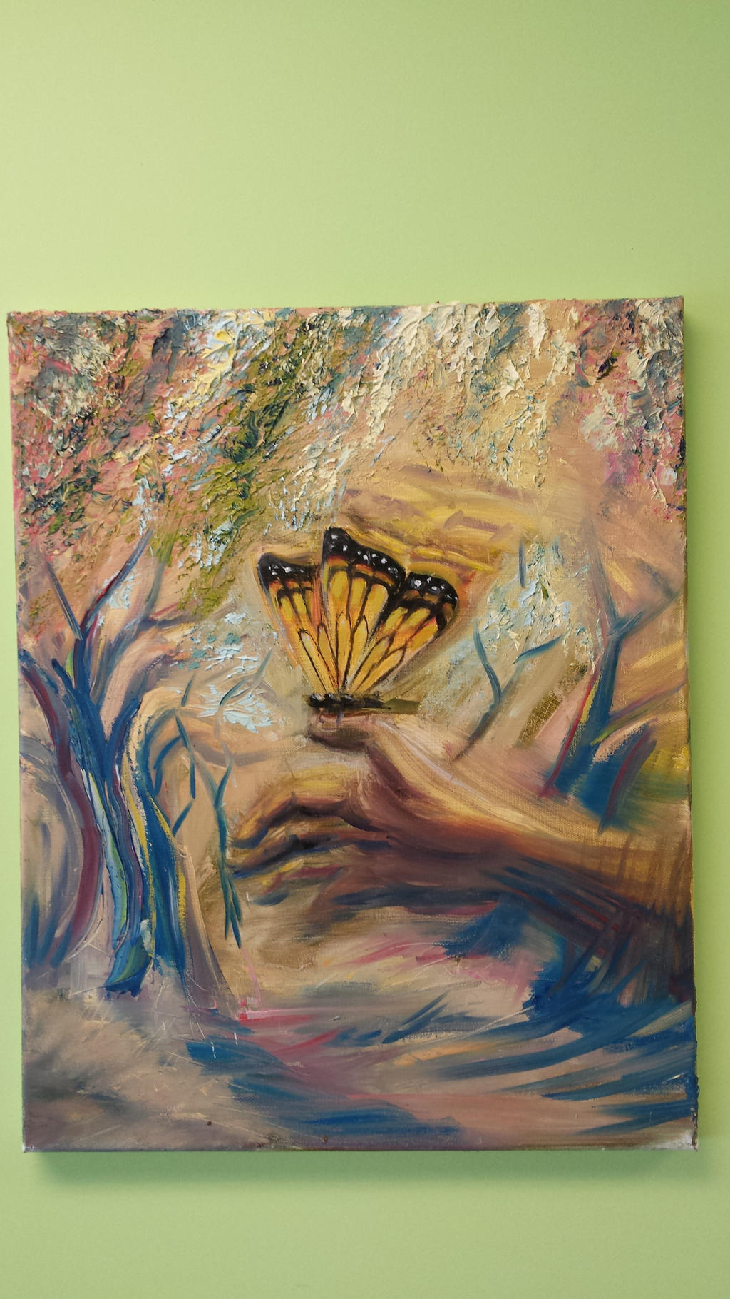 The butterfly effect by Tibb-the-Artist