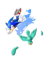 Hero of the Skies by TsukineSara