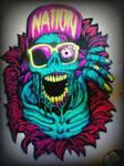 Nation skull