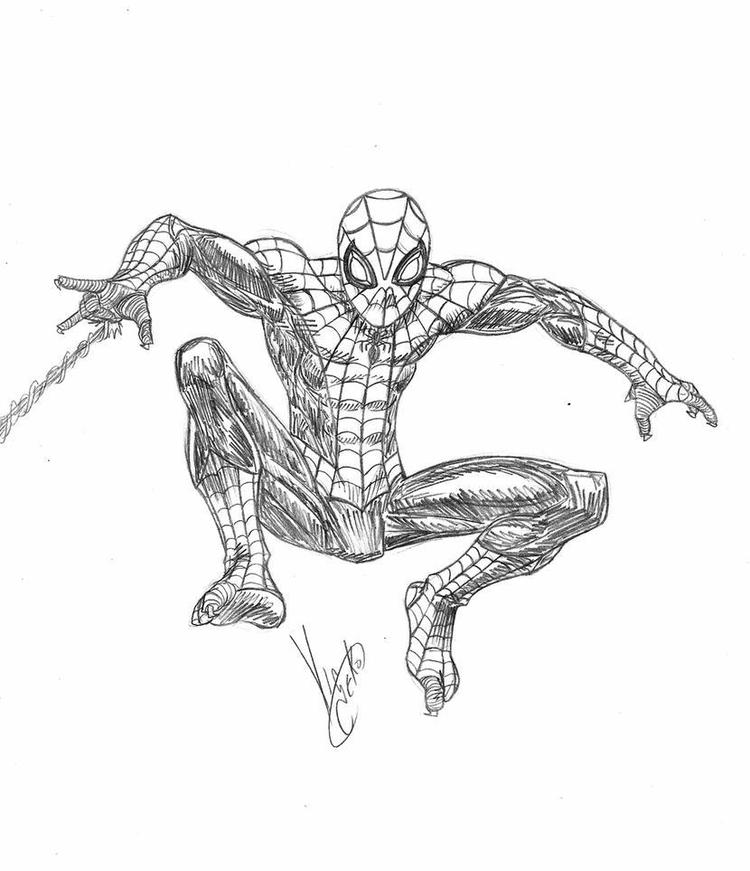 Superior Spider-Man! by Vic-Neko on DeviantArt