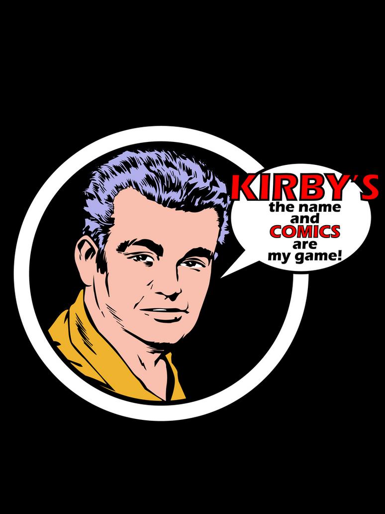 Jack Kirby! by Vic-Neko