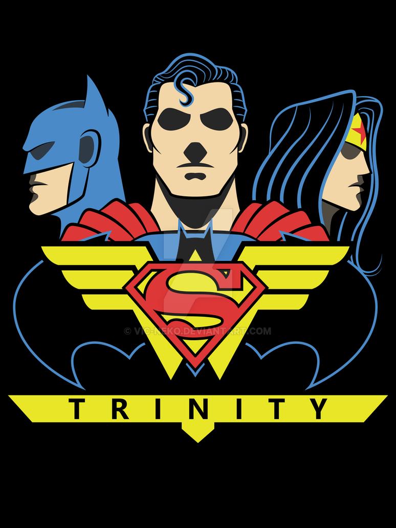 Trinity t-shirt by Vic-Neko