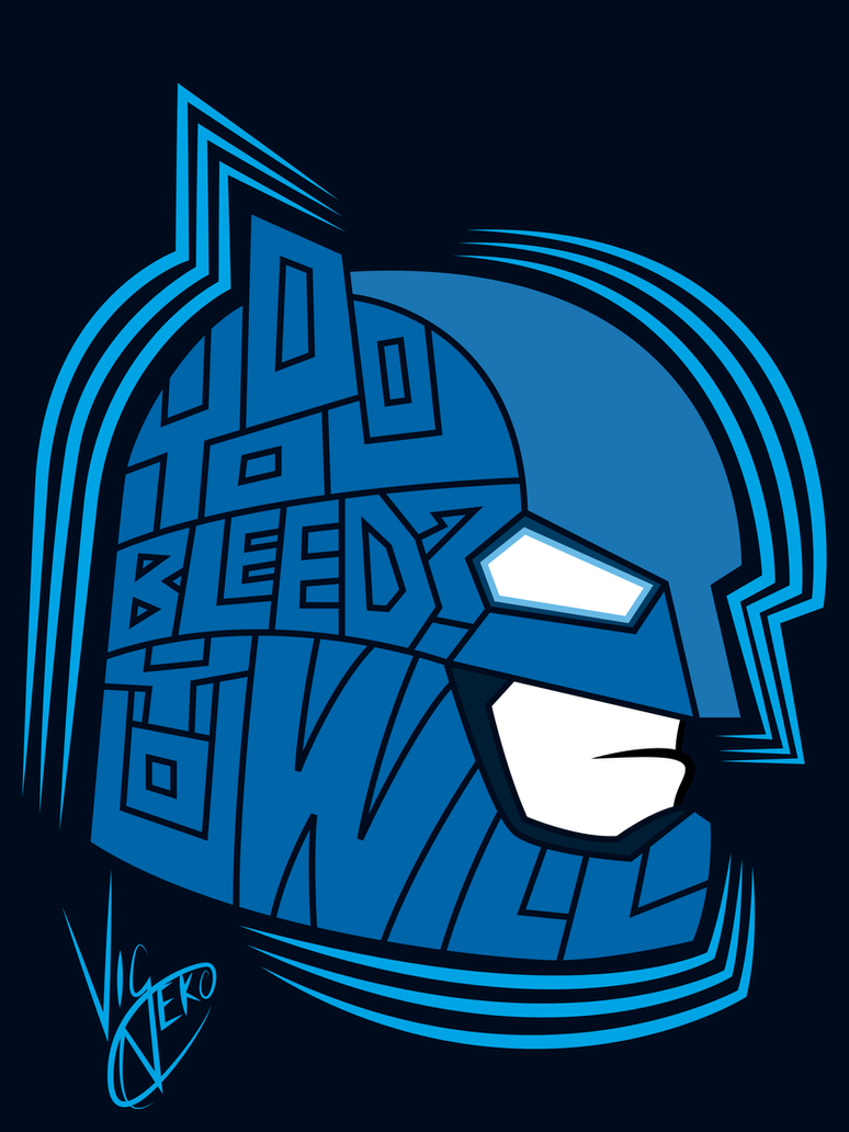 You will bleed t-shirt by Vic-Neko