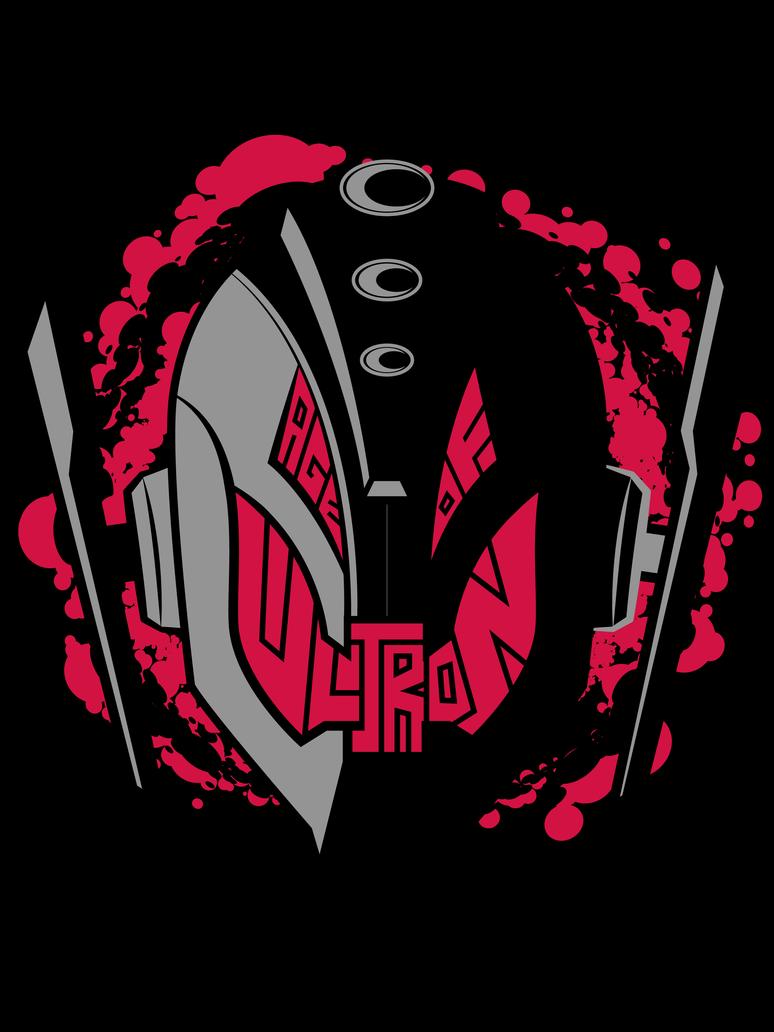 Ultron's age t-shirt by Vic-Neko
