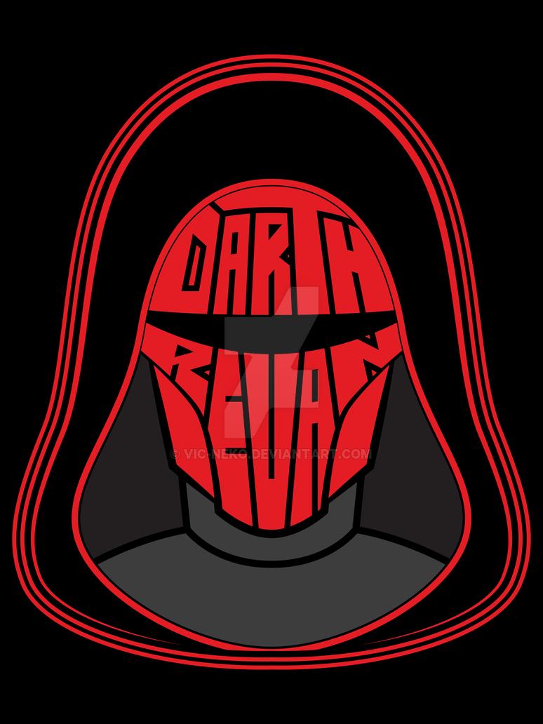 Darth Revan shirt by Vic-Neko
