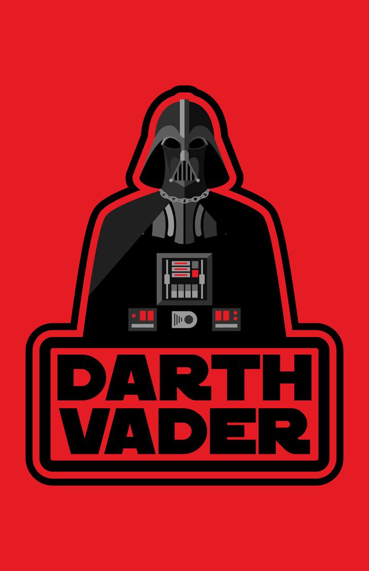 Vader 2 shirt by Vic-Neko