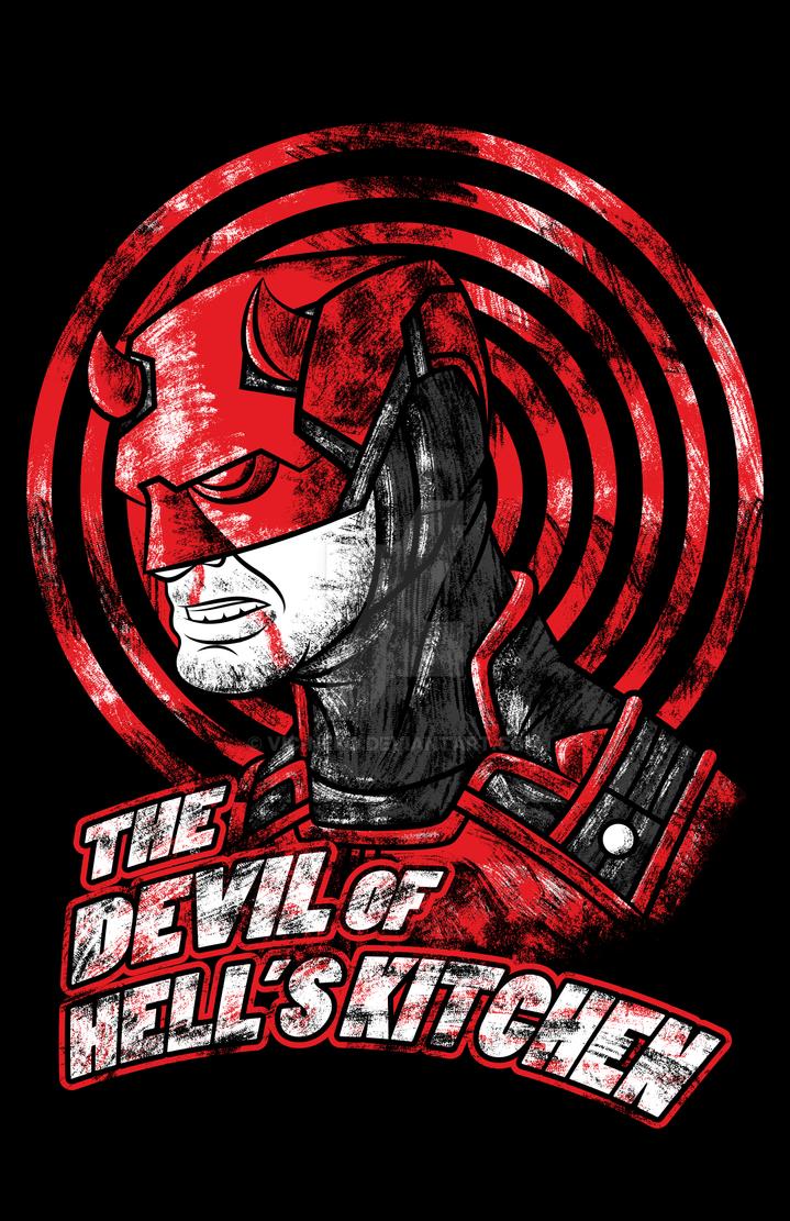 Devil of Hell's Kitchen by Vic-Neko