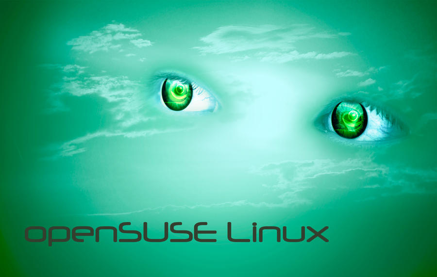 openSUSE Linux by jgompert