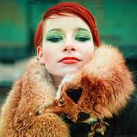 .Foxy. by SokiSpawn