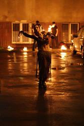 .Fire Show.